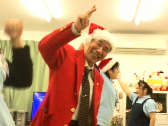 デイサービスわたりだ「クリスマス会」